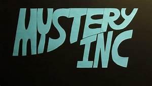 Mystery Inc Logo Animation - YouTube