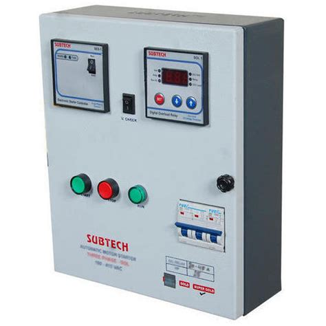 three phase dol motor starter voltage 180 415 v rs 4900