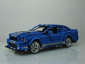 Lego Technic Mustang : ford mustang 2010 shelby gt500 a lego creation by henry ~ Kayakingforconservation.com Haus und Dekorationen