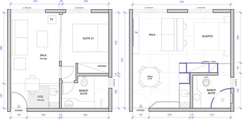 2 Super Tiny Home Designs Under 30 Square Meters (Includes Floor Plans) : 2 Super Small Apartments Under 30 Square Meters