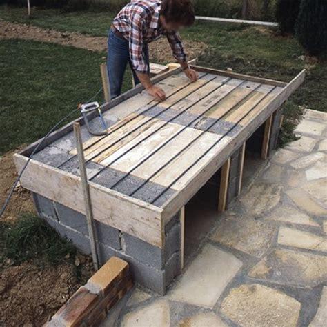 Construire Sa Maison Sois Meme Construire Sa Maison Sois Meme 10 Barbecue En Briques