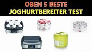 Joghurtbereiter My Yo : beste joghurtbereiter test 2018 youtube ~ Markanthonyermac.com Haus und Dekorationen