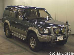 1996 Mitsubishi Pajero Green For Sale