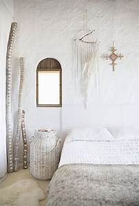 Boho, Chic, Home, With, Mexican, Decor, Touches