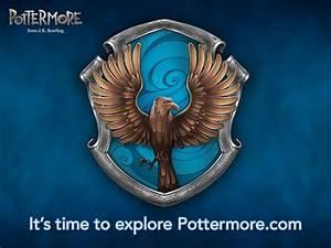 Pottermore Ravenclaw Crest (1024×768) | Ravenclaw, Harry ...