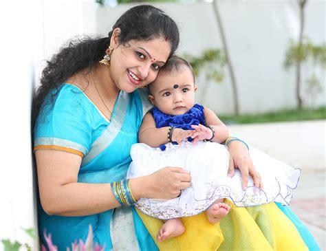 actress jayanthi daughter actress raasi family photos rare pics lovely telugu