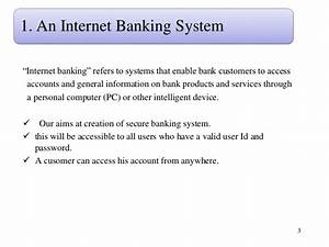 Data Flow Diagram For Banking System Project