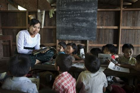 Myanmar: Education System in Myanmar