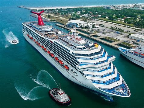 carnival corporation the eco friendly cruise line the