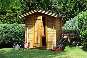 Petit Abri De Jardin : g nial petit abri de jardin en bois l 39 id e d 39 un porte ~ Premium-room.com Idées de Décoration