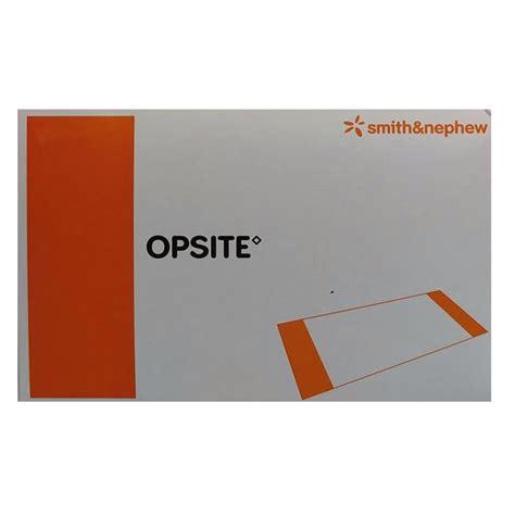 Opsite Incise Drape - opsite incise drape transparent adhesive polyurethane