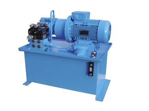 Hydraulic Power Units } MotionSource 888-963-MOTO
