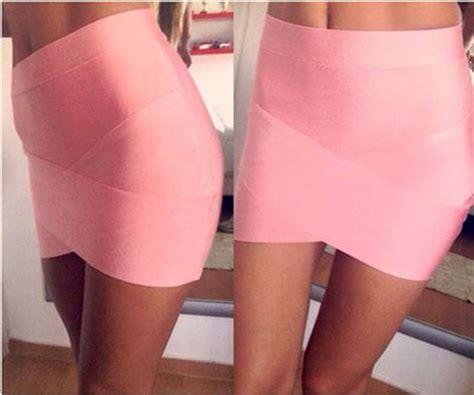 Mini Sexy Slim Tight Pencil Skirt Sissy Dream