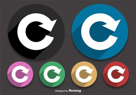 Replay Flat Color Icons - Download Free Vectors, Clipart ...