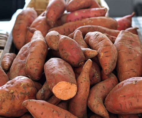 Locally Grown Sweet Potatoes Add a Fat-Free, Nutritional ...
