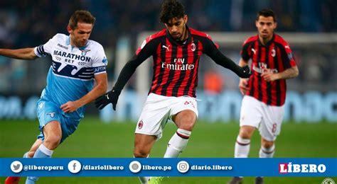VER ONLINE GRATIS Milan vs Lazio EN VIVO LIVE STREAM ESPN2 ...