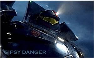 Gipsy Danger (Animated GIF) | Pacific Rim | Pinterest ...