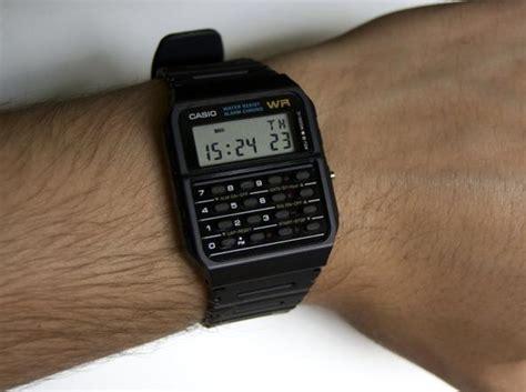 casio orologio calcolatrice i 7 orologi pi 249 utili per la vita di tutti i giorni