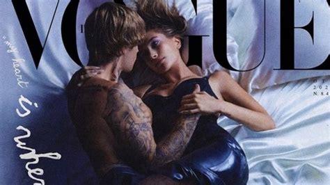 Justin Bieber e Hailey na capa da Vogue italiana e muito ...