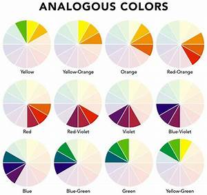 How To Wear An Analogous Color Scheme