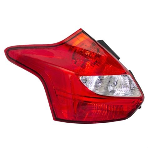 ford focus light lens assembly at auto parts