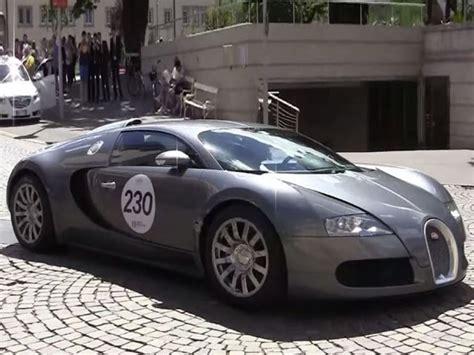 Bugatti Veyron Damage