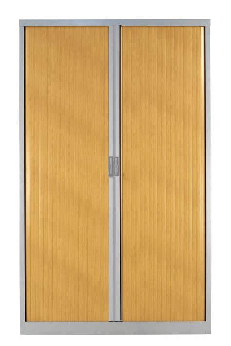 armoire 224 rideau ou 224 portes battantes classeurs de
