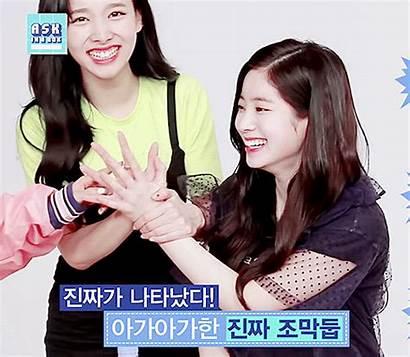 Twice Hand Nayeon Hands Knetizen Pretty