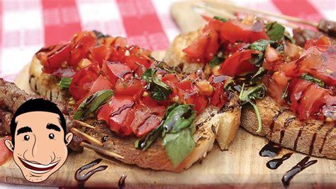 italian bruschetta recipe bruschetta  tomato