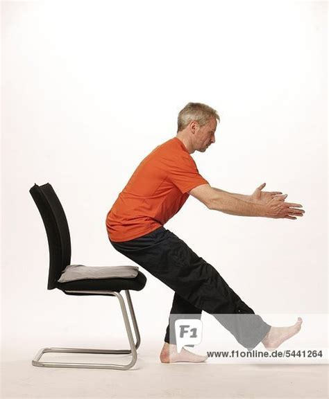 getting up from a chair mobilization through