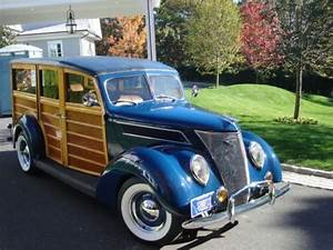 Find New 1937 Ford Woody Station Wagon In Massapequa  New York  United States