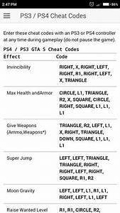 Cheat Codes for GTA 5 Games for Android - APK Download