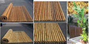 Beautiful Bamboo Cane 39 Panel Fence Rolls Bamboo Fence Roll Bamboo Fence Panels Bamboo Fence Decorative Fencing: Decorating The Modern House