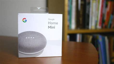 megatech  google home mini unboxing
