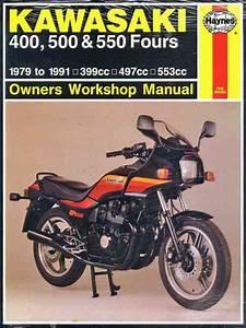 Kawasaki 400  500  U0026 550 Fours 1979