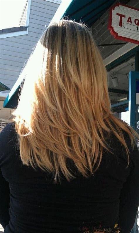 layered hairstyles  women  problem hair
