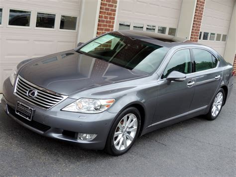 Used 2013 Lexus Ls 460 For Sale Pricing Features Edmunds