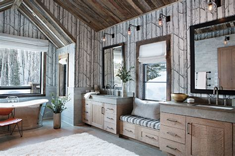 rustic bathroom ideas find inspiration   home