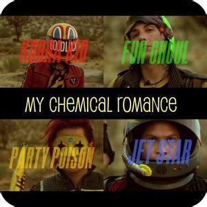 chemical romance    concert