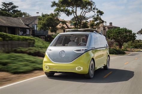 volkswagen microbus vw electric microbus comes to us in 2022 pictures