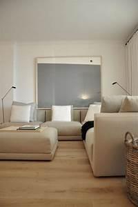 Canapé De Salon : le canap beige meuble classique pour le salon ~ Teatrodelosmanantiales.com Idées de Décoration
