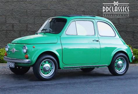 Fiat 500 For Sale by Collectorscarworld 1972 Fiat 500 For Sale 1 Jpg