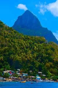 Saint Lucia Pitons Soufriere