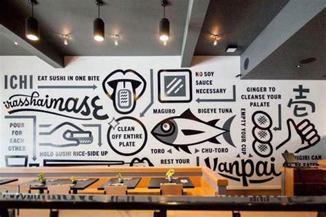 34 inspiring typography wall mural designs web graphic design bashooka