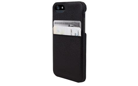 coque iphone 5s porte carte coque iphone se 5 5s noir hex porte cartes porte cartes cuir