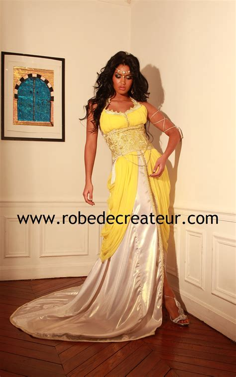 rkia ait blal caftan haute couture ajilbabcom portal picture to pin on thepinsta