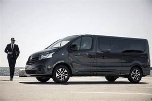 Renaul Trafic : renault trafic spaceclass launches in the uk as a high end shuttle carscoops ~ Gottalentnigeria.com Avis de Voitures