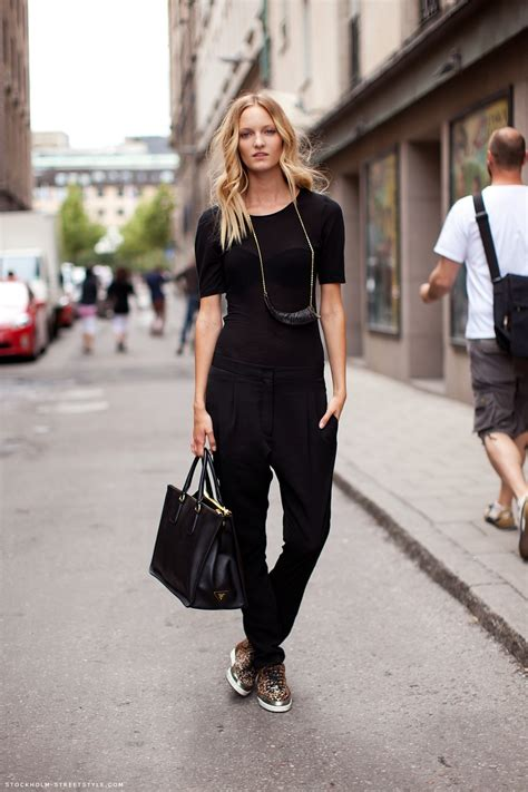 How to Make Your Black Outfits Stand Out and Be a Lady in Black - Pretty Designs