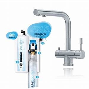 Sprudel aus dem wasserhahn untertisch trinkwassersprudler for Sprudel aus dem wasserhahn