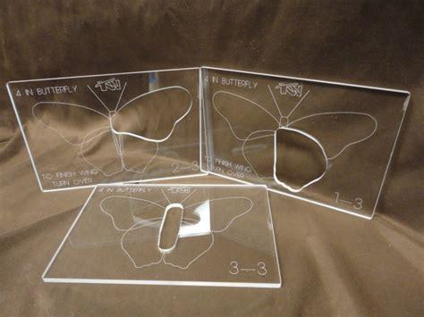 Router inlay templates costumepartyrun butterfly inlay template tarter woodworking maxwellsz